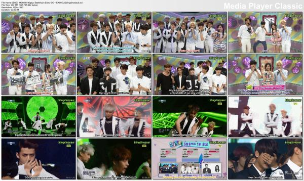 [ENG] 140608 Inkigayo Baekhyun Suho MC + EXO Cut [blingdinosaur].avi_thumbs_[2014.06.08_19.40.32]
