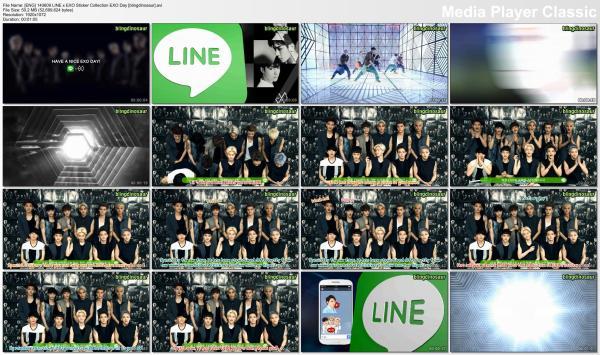 [ENG] 140609 LINE x EXO Sticker Collection EXO Day [blingdinosaur].avi_thumbs_[2014.06.09_19.15.11]