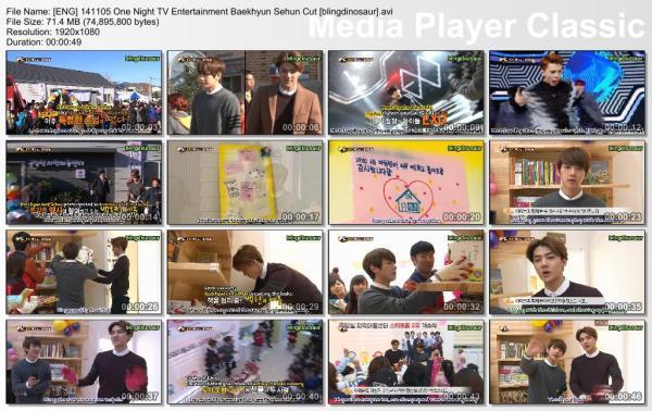 [ENG] 141105 One Night TV Entertainment Baekhyun Sehun Cut [blingdinosaur].avi_thumbs_[2014.11.05_21.33.49]