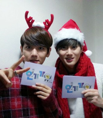 141214 EXO-L Message Board Baekhyun Suho