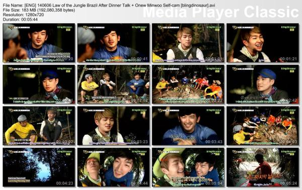 [ENG] 140606 Law of the Jungle Brazil After Dinner Talk + Onew Minwoo Self-cam [blingdinosaur].avi_thumbs_[2014.12.07_08.39.51]