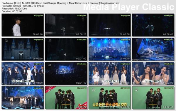 [ENG] 141226 KBS Gayo DaeChukjae Opening + Must Have Love + Preview [blingdinosaur].avi_thumbs_[2015.01.03_19.40.05]