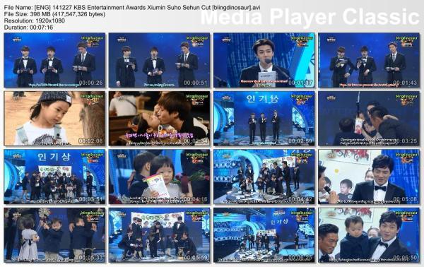 [ENG] 141227 KBS Entertainment Awards Xiumin Suho Sehun Cut [blingdinosaur].avi_thumbs_[2015.01.06_17.01.37]