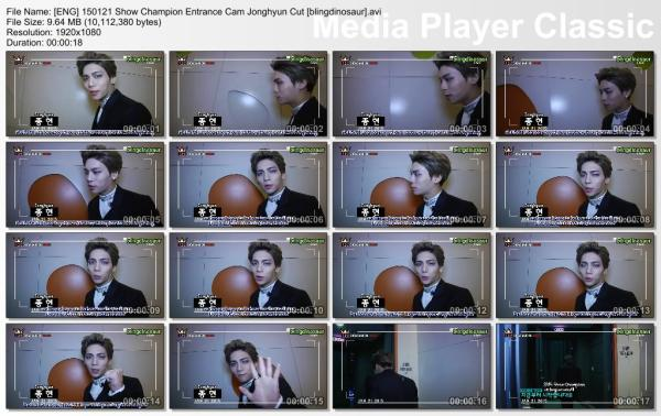 [ENG] 150121 Show Champion Entrance Cam Jonghyun Cut [blingdinosaur].avi_thumbs_[2015.01.21_21.35.37]