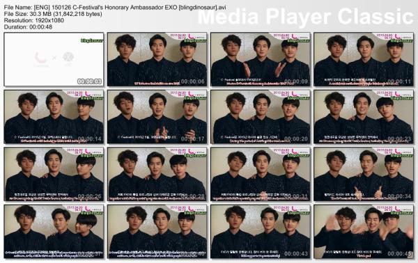 [ENG] 150126 C-Festival's Honorary Ambassador EXO [blingdinosaur].avi_thumbs_[2015.01.26_20.15.27]