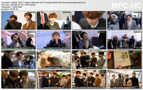 [ENG] 150311 Nature Republic EXO Fansign Behind the Scenes [blingdinosaur].avi_thumbs_[2015.03.11_23.06.01]